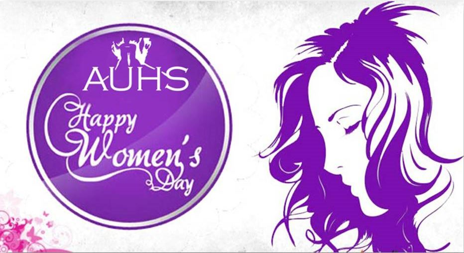 AUHS' Reflects on International Women's Day