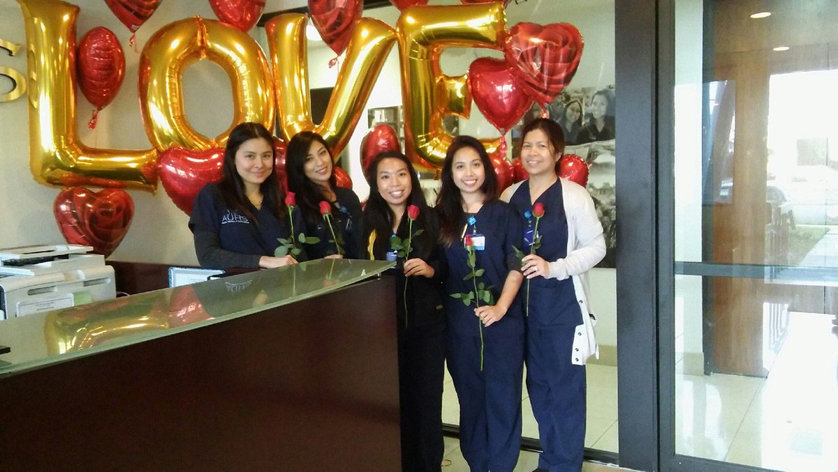 Love is in the Air – AUHS Wishes their Students a Happy Valentine's Day