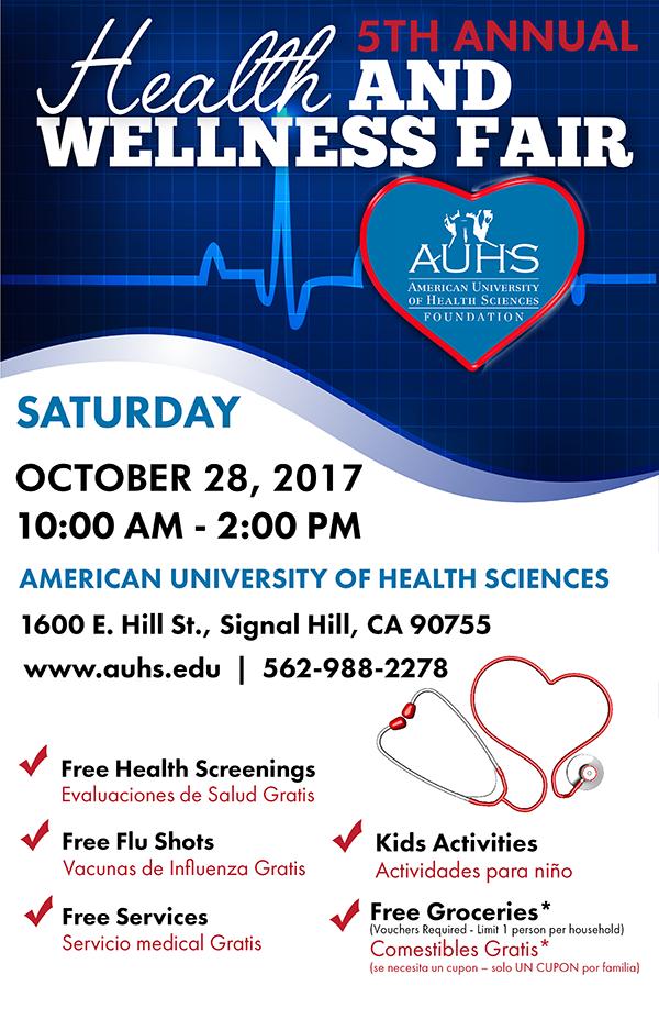 5th Annual Health Fair