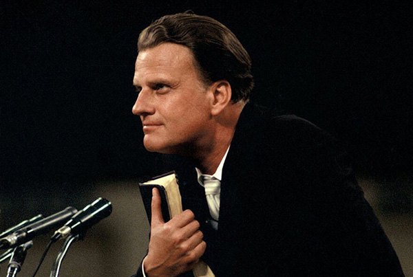America's Pastor Billy Graham Passes Away at the Age of 99