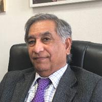 Balwantsinh Chauhan, MD, PhD