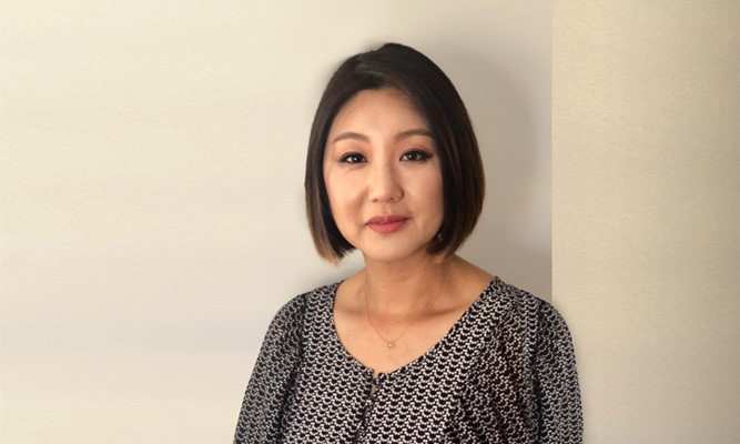 Dr. Judy Aoyagi